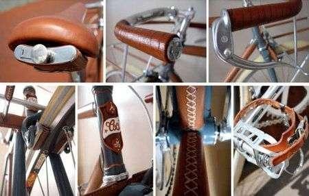 Leather X Porteur