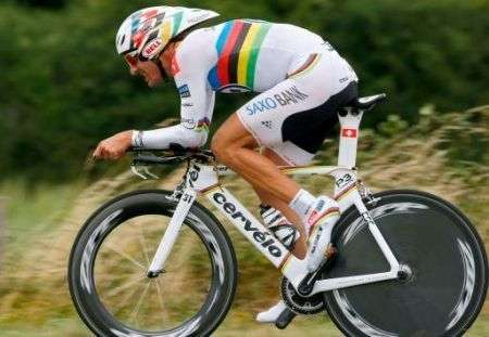 Fabian Cancellara Mondiali Cronometro 2009