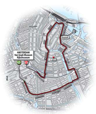 Giro d'Italia 2010: il cronoprologo ad Amsterdam