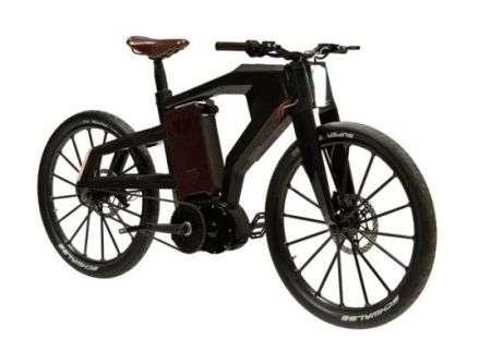 PG-Bikes Black Trai