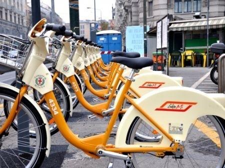 Milano Bike Sharing