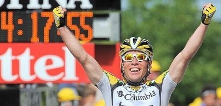 Tour de France 2009: Cavendish cala il poker