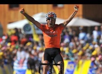 Tour de France 2009: gioisce Astarloza
