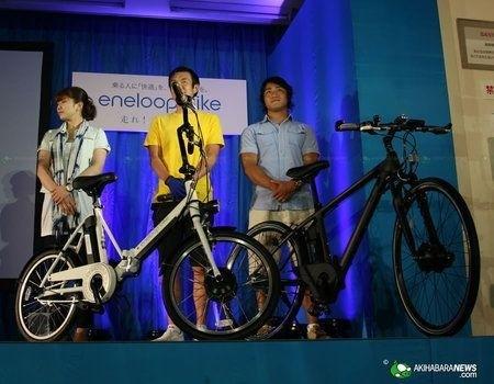 Bici Elettriche Sanyo Eneloop
