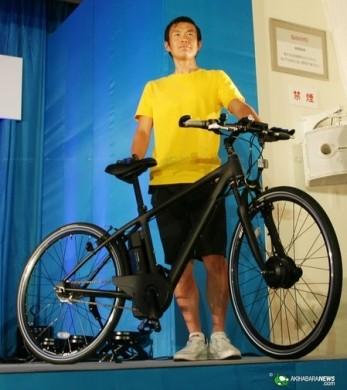 Bici Elettriche Sanyo