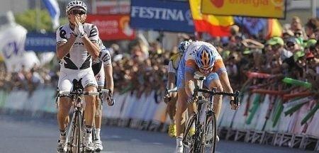 Vuelta 2009 Gerrans