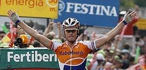 Vuelta Lars Boom