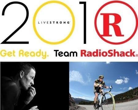 Armstrong e la RadioShack: il Giro forse no