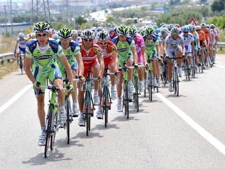 Giro d'Italia 2010 corridori