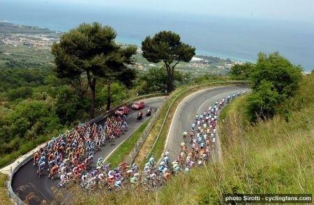 Giro d'Italia salite