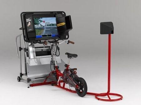 Honda Simulatore Bici