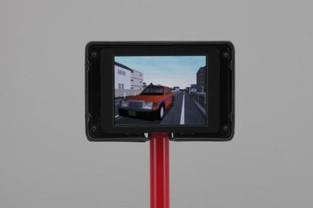 Honda Simulatore Bici schermo