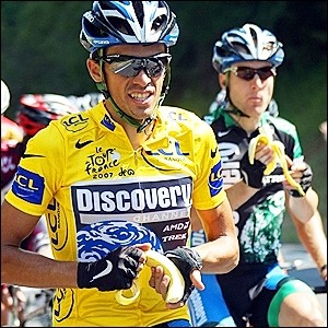 Pro Tour classifica finale 2009: primo Contador