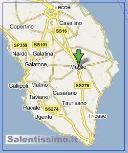 Maglie (Puglia) città della bicicletta!