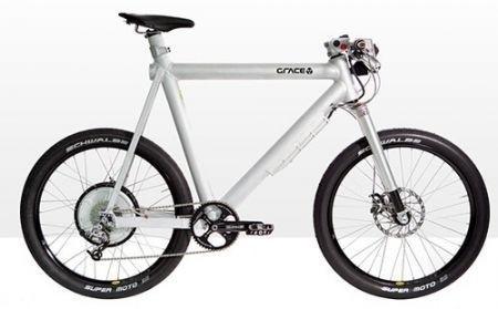 Grace E-bike telaio
