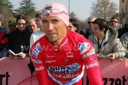 Stefano Garzelli Acqua e Sapone