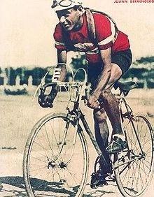 Vuelta di Spagna Berrendero