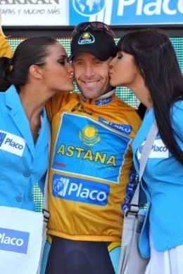 Vuelta di Spagna Leipheimer