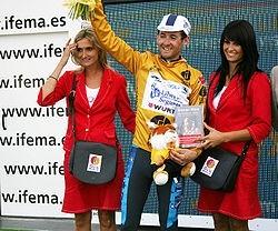 Vuelta di Spagna Eras