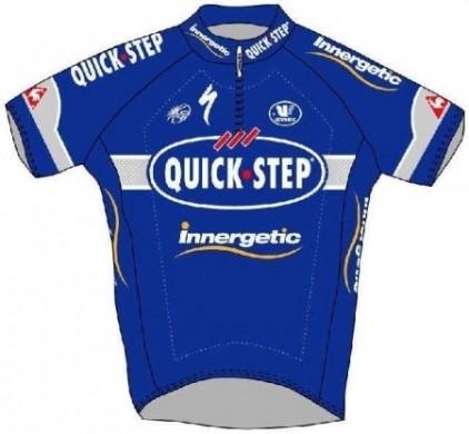 Quick Step maglia