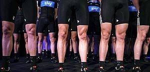 Sky Team gambe