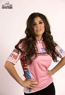 Giro d'Italia 2010: le nuove maglie rosa, rossa, bianca e verde