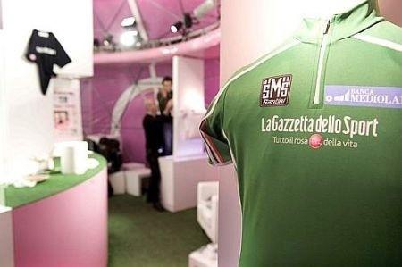 Giro d'Italia 2010 verde