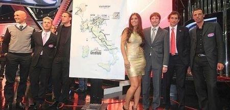 Giro d'Italia 2010 campioni