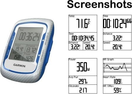 Garmin Edge 500: ciclocomputer GPS dettagli