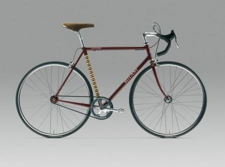 Milani Cycles Factory Velocità Urbana