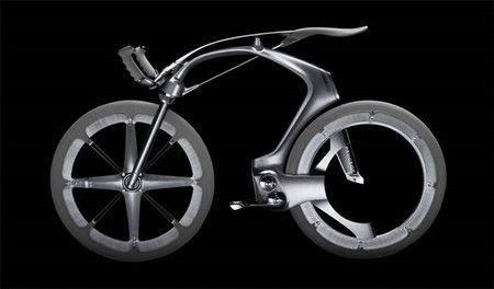 Bicicletta cronometro Peugeot B1K in fibra di carbonio
