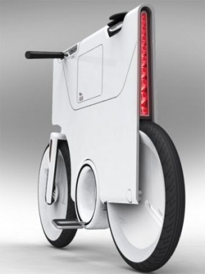 EBIQ Electric Bike fronte