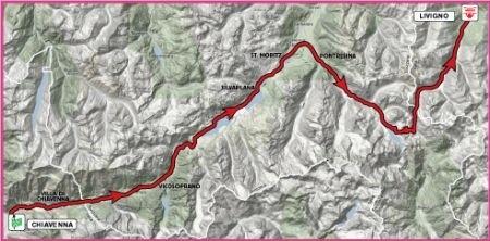 Giro d'Italia Donne 2010 8 tappa