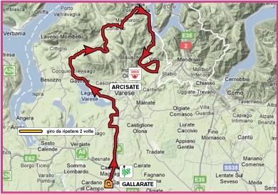 Giro d'Italia Donne 2010 6 tappa