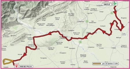 Giro d'Italia Donne 2010 2 tappa