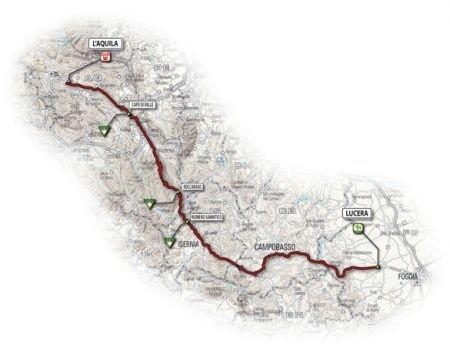 Giro d'Italia 2010 11 tappa