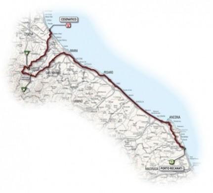 Giro d'Italia 2010 13 tappa