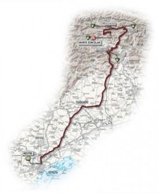Giro d'Italia 2010 15 tappa