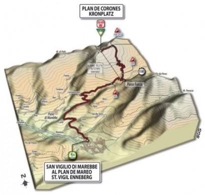 Giro d'Italia 2010 16 tappa