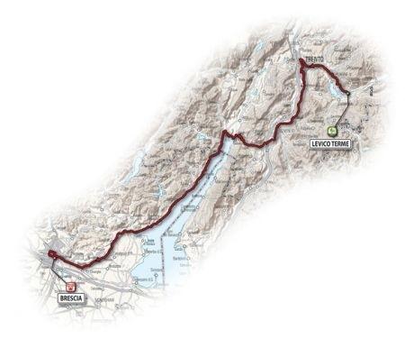 Giro d'Italia 2010 18 tappa