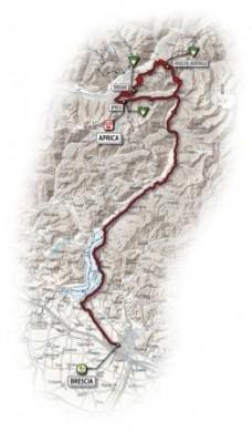 Giro d'Italia 2010 19 tappa