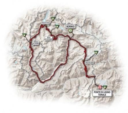 Giro d'Italia 2010 20 tappa