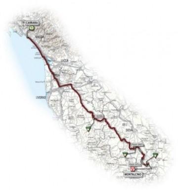 Giro d'Italia 2010 7 tappa