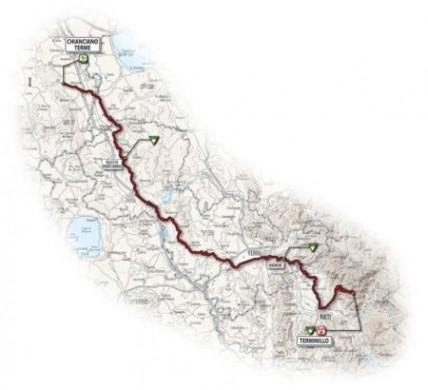 Giro d'Italia 2010 8 tappa