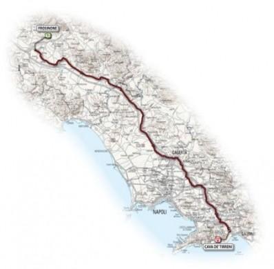 Giro d'Italia 2010 9 tappa