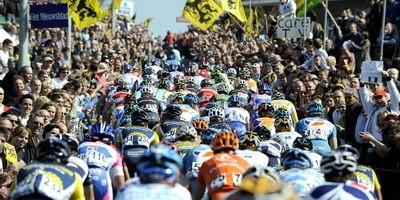 Giro delle Fiandre 2010 gruppo