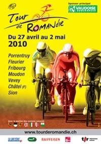 Giro di Romandia 2010 locandina
