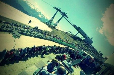 Plan de Corones al Giro d'Italia 2010