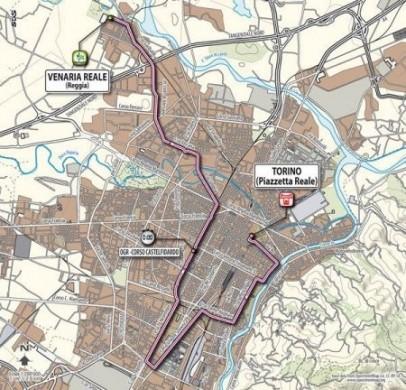 Giro D'Italia 2011 Crono Torino