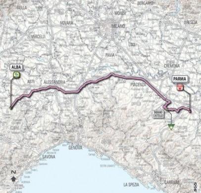 Giro D'Italia 2011 Alba Parma